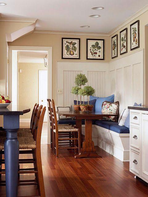 43 best built in breakfast nook images on pinterest kitchen nook kitchen ideas and kitchen on kitchen nook id=14568