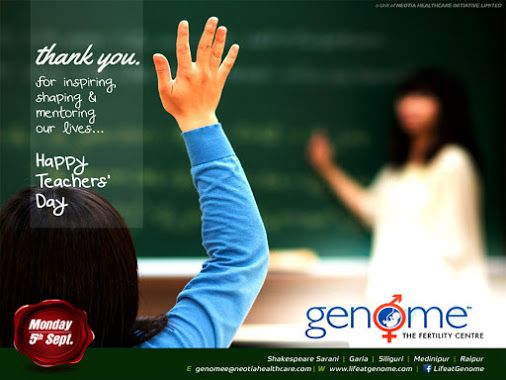 Thank you for inspiring, shaping & mentoring our lives Happy Teacher's Day