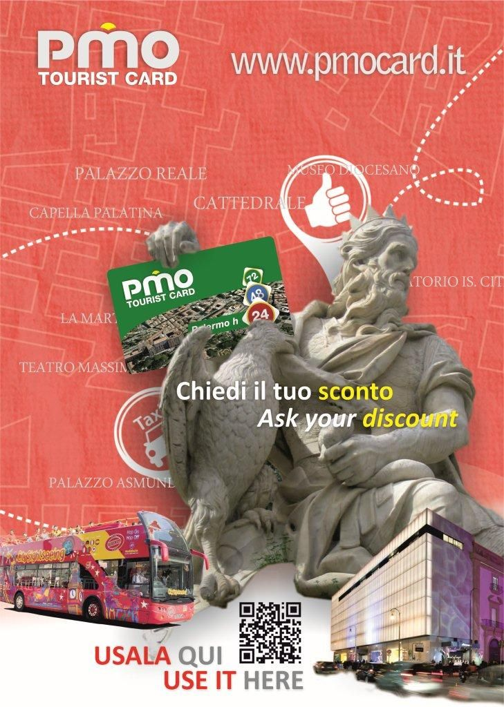 Ask your discount !!!!  La Tourist Card di Palermo   #travel #traveling #TagsForLikes #TFLers #vacation #visiting #instatravel #instago #instagood #trip #holiday #photooftheday #fun #travelling #tourism #tourist #instapassport #instatraveling #mytravelgram #travelgram #travelingram #igtravel