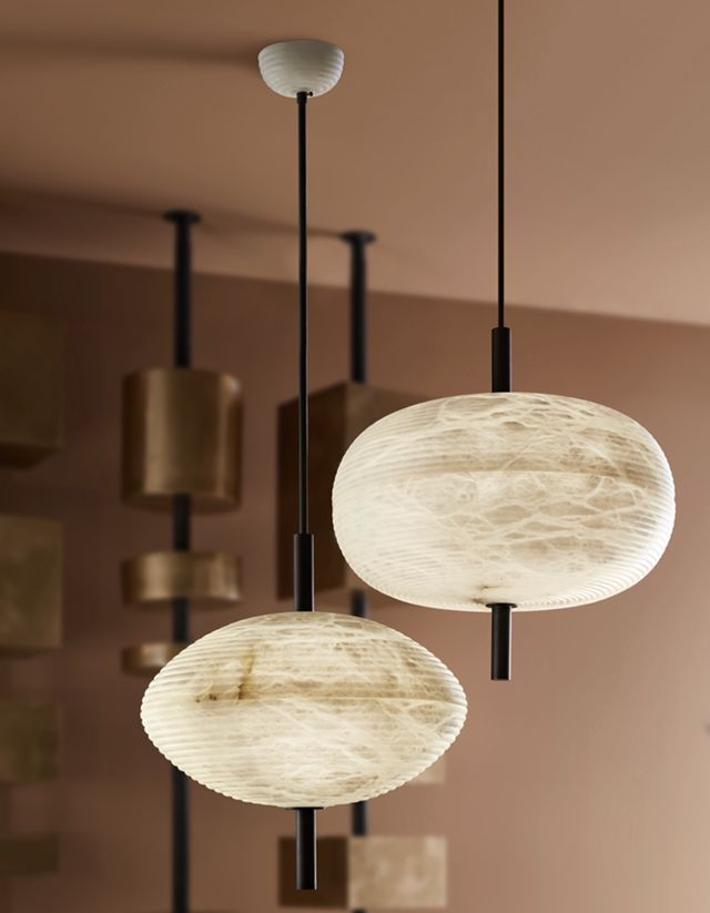 Alabaster Chandelier In 2020 Brass Chandelier Pendant Light