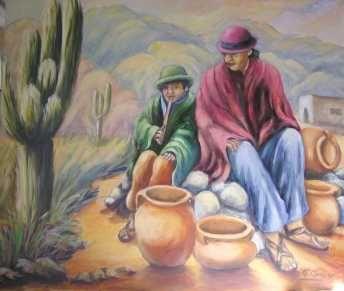 pinturas del norte argentino - Buscar con Google