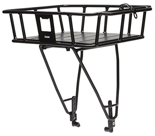 Product review for Blackburn LOCAL Basket Front or Rear Bike Rack - Versatility is the name of the game with the Blackburn LOCAL Basket Front or Rear Bike Rack. You can install it front or rear, and the basket design makes it easy to carry groceries, extra clothes or whatever you need for everyday adventures. It's both height and width adjustable and...