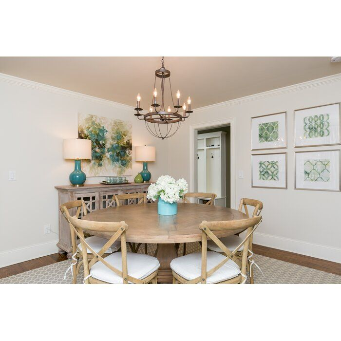 Magaw Solid Wood Dining Table Reviews Joss Main Pomysly Do