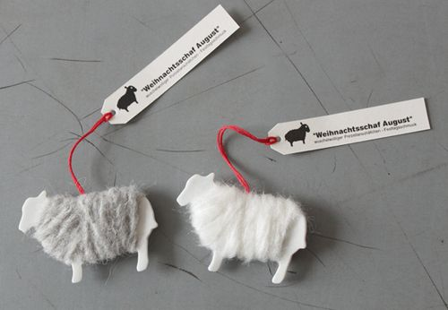 Clever yarn packaging