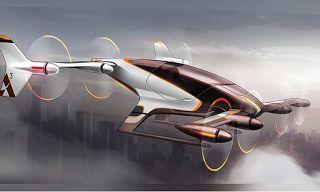 Planet Stars: To αεροταξί του μέλλοντος αποκάλυψε η Airbus