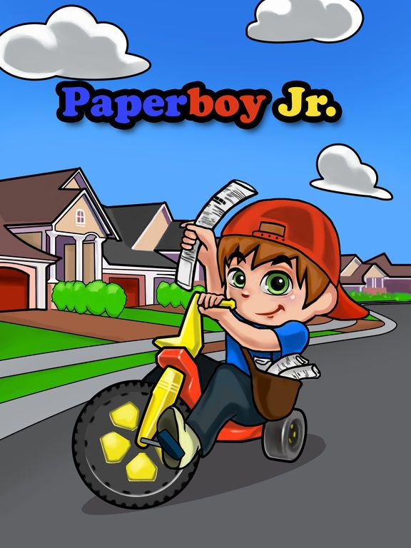 Paperboy Pro by Michael Stokes