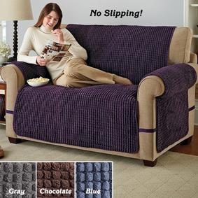 Plush Chenille Furniture Protector @ Fresh Finds