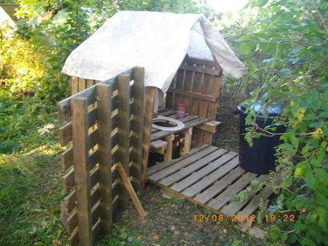 Un WC sec pour 10 €, très économique, très écologique ! | Do it yourself (www.bricolons.ch) | Scoop.it