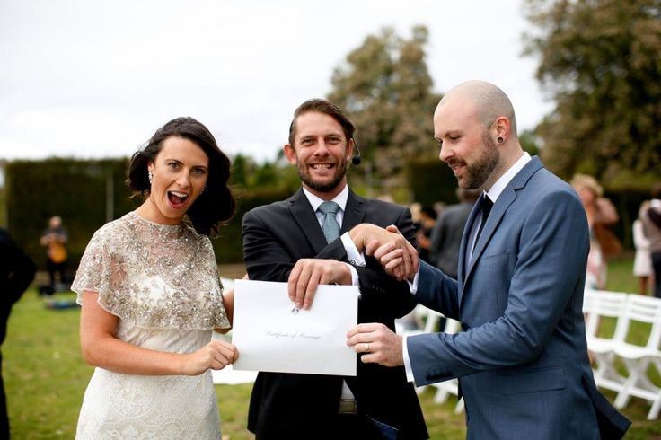 Editor's choice: 7 Melbourne celebrants with something special