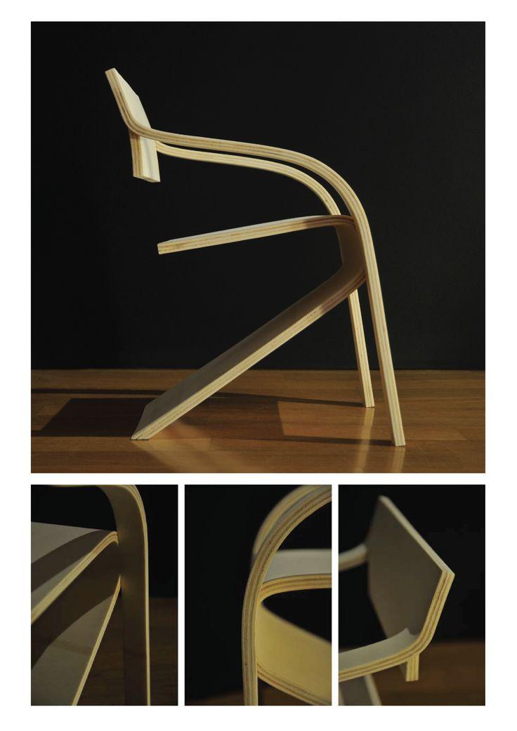 lastra chair by Pietro Barcaccia #design #furniture #pin_it #decor @mundodascasas www.mundodascasas.com.br