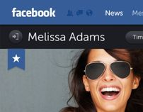 Facebook - New Look & Concept
