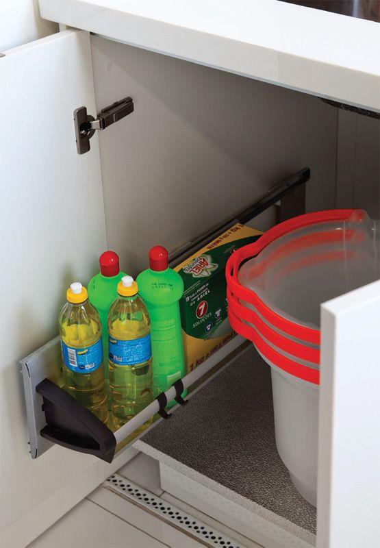 Cinco lavanderias bonitas e organizadas - Casa