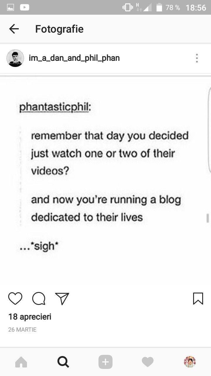 The day I started watching them was back in December 2017 and it was a few days before the 1 year anniversary of my grandmothers death and I had been really upset for about a week and I had hardly smiled and I all I was doing was listening to mcr and I got on YouTube and phils videos were under my recommendations and so I clicked on it and I'm glad I did I hadn't laughed so hard in awhile and that's why he and dan mean so much to me as they were the ones who were able to bring my smile back.