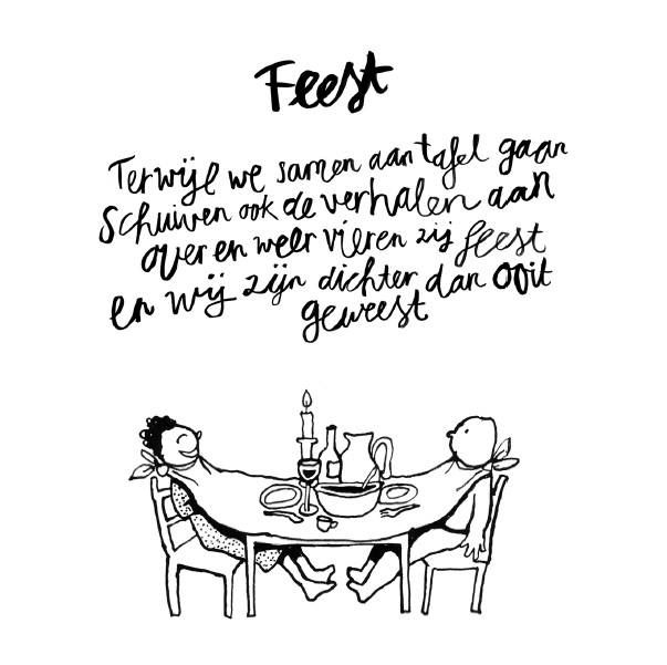 Feest -via Sukha-Amsterdam
