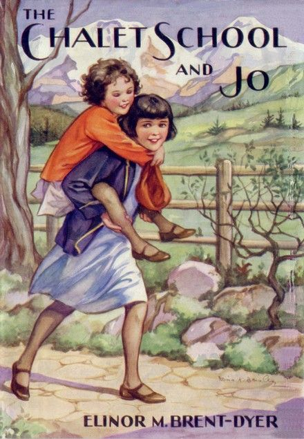 7. The Chalet School And Jo By Elinor M. Brent Dyer