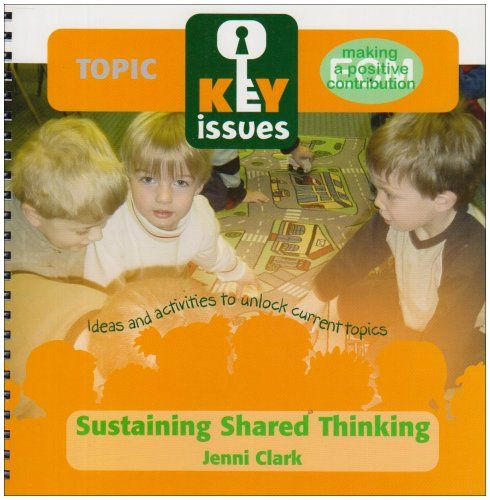 An extremely readable book, covering the theory behind sustained shared thinking and including lots of practical examples and ideas to follow up in your own practice.