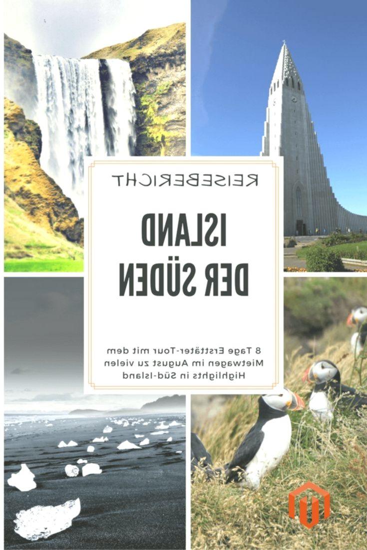 Diario di viaggio Islanda ★ Tour di 7 giorni per la prima volta / #Diario #gio…
