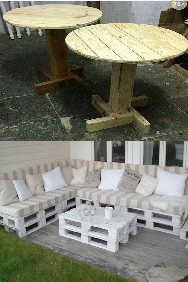 Small Pallet Oversized Pallets Two Way Pallet In 2020 Pallet Furniture Pellet Furniture Pallet Furniture Outdoor Table