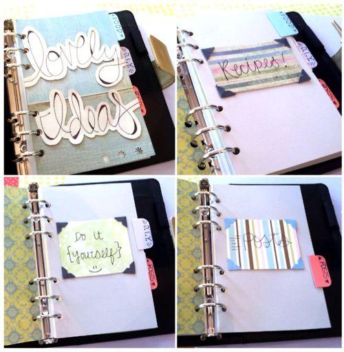 13 Best DIY Notebook Images On Pinterest