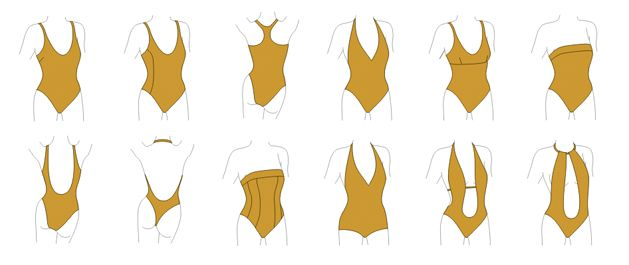 By which I mean: sewing swimsuits! I've never had the courage to sew my own, but I'm increasingly frustrated by the lousy quality and fit of most swimsuits I've come across. After poking around a b...