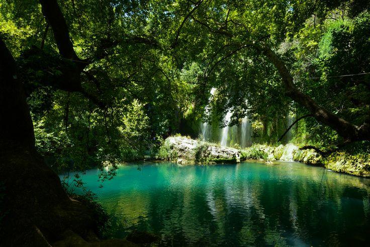 Kurşunlu Waterfall by Gürkan Gündoğdu on 500px