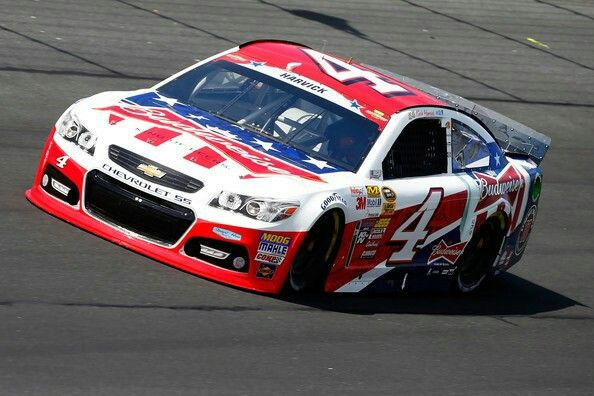 Kevin Harvick driving Budweiser Folds of Honor Chevrolet in Coca Cola 600 (Photos) | Tireball NASCAR News, Rumors, Gossip and Opinions
