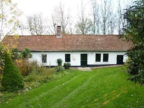 Prachtige Picardische Fermette, gelegen in een van de mooie dorpjes van de Authie Vallei€115000