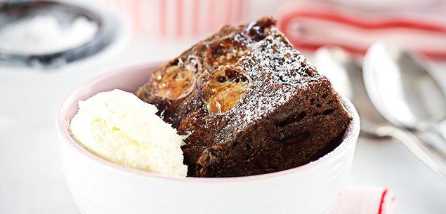 Chocolate marshmallow brownies recipe
