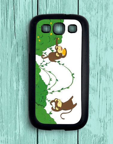 25 Monkey Tree Fruit Samsung Galaxy S3 | Samsung S3 Case