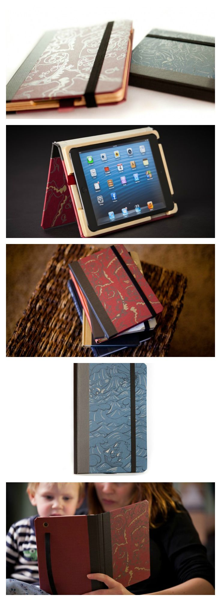 PQ is proud to introduce our Graduate Artist Edition for the iPad mini. Local Minneapolis artists have created these covers in the series using traditional silk screen techniques. Collect them all! :)