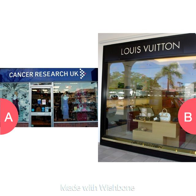 Second hand or designer Click here to vote @ http://getwishboneapp.com/share/1738130