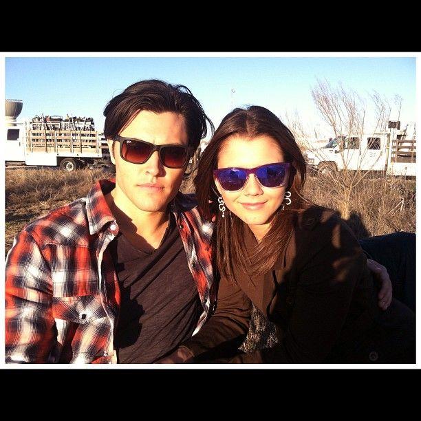 ♥ Blair Redford and Alexandra Chando♥