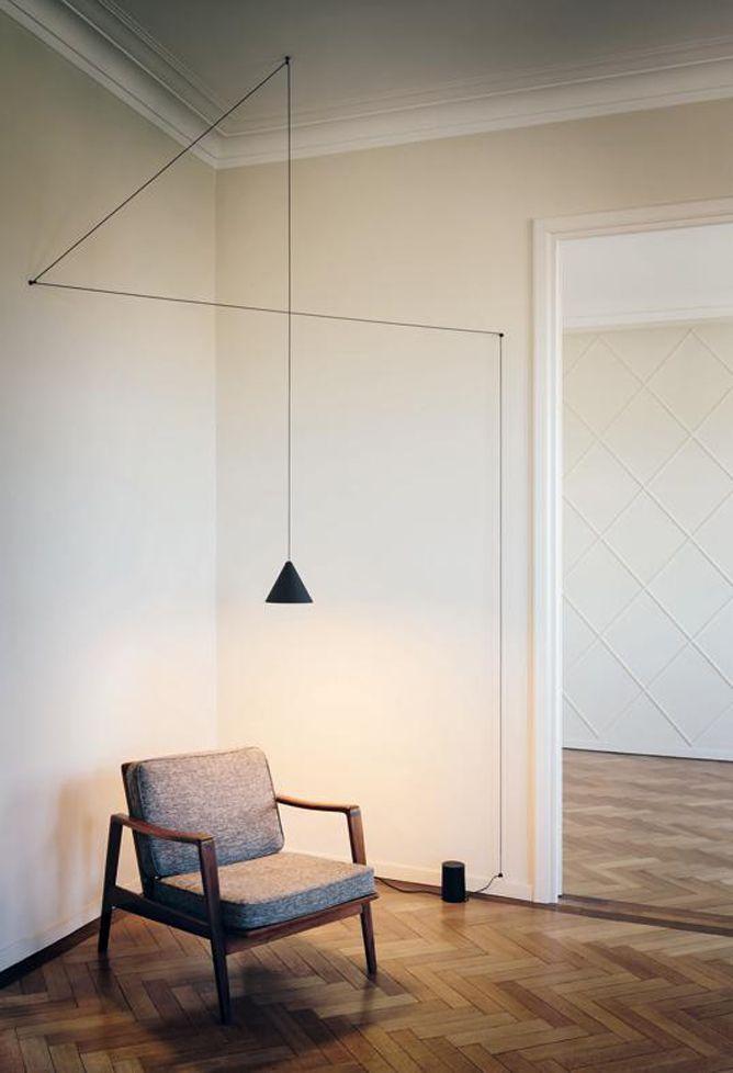 lampada sospensione soffitto pavimento - Cerca con Google