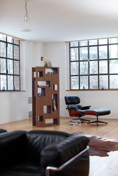 Designer Katzenbaum - Exklusive Kratzbäume | Reading Cat Möbel