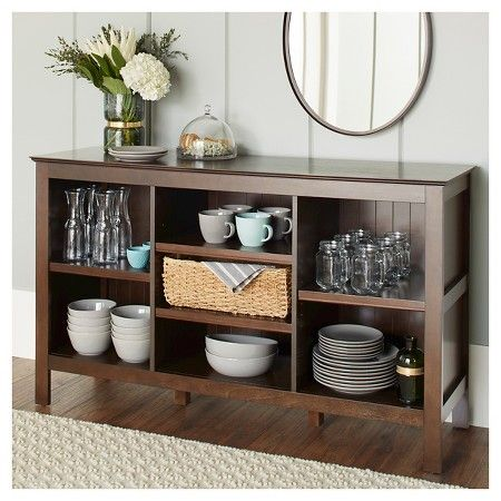 Stafford Large Horizontal Bookcase : Target