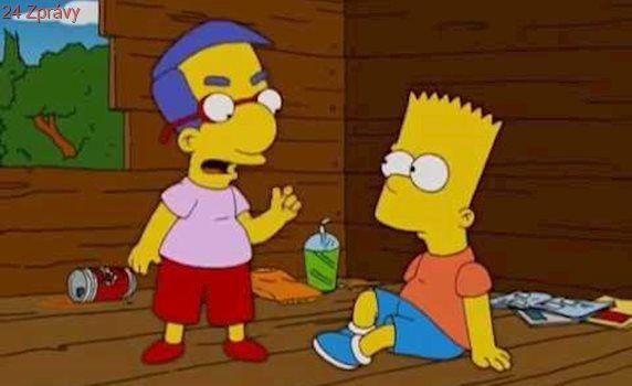 Simpsonovi - Milhouse z písku a mlhy [3/5]