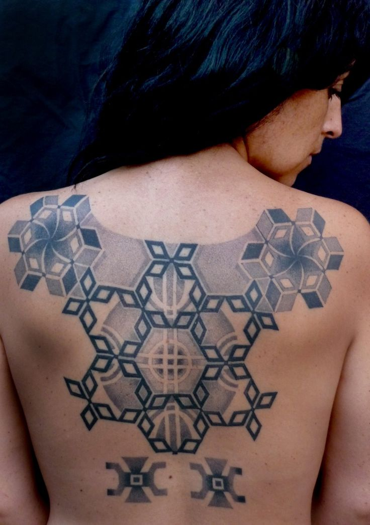 mapuche tattoo