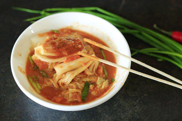 South Korea Kimchi