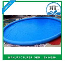 Guangzhou manufacturer adult large inflatable swimming pool, portable swimming pool