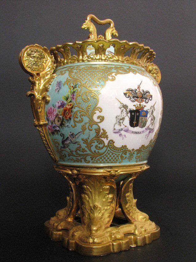 Magnificent 19th C. French Japonisme Vase