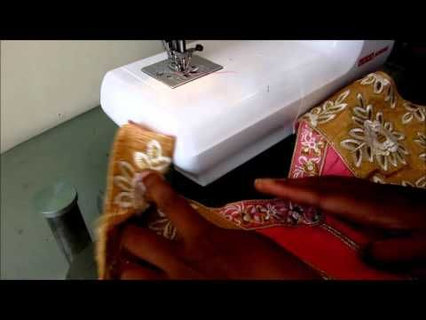 RECYCLING ANARKALI DRESS TO ANARKALI LEHENGA CHOLI / GHAGARA CHOLI