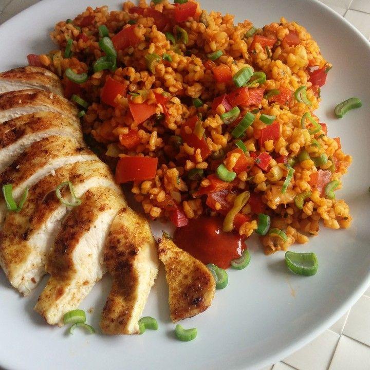 Die besten 25+ Bulgursalat türkisch Ideen auf Pinterest - türkische küche rezepte