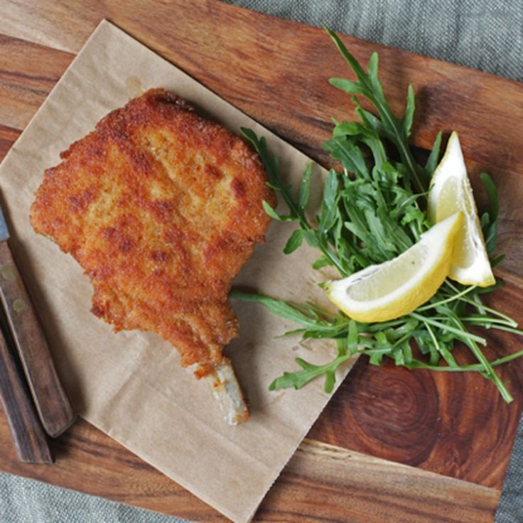 Cotoletta alla Milanese Recipe on Food52 recipe on Food52
