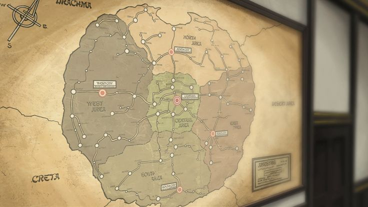 Map of Amestris (ep 24) | Fullmetal alchemist, Map, Alchemist