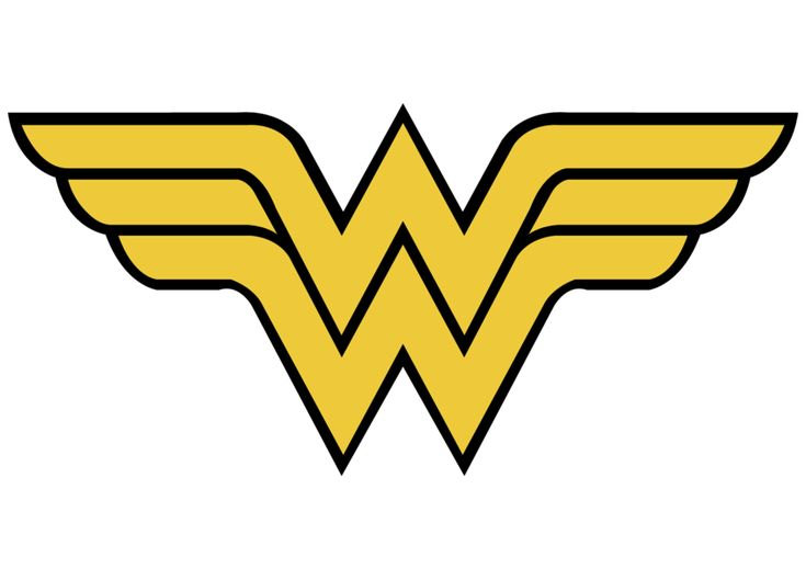 Wonder Woman logo by MachSabre.deviantart.com