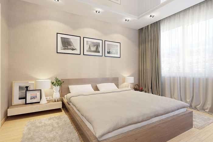 Картинки по запросу дизайн маленькой спальни 13 кв м