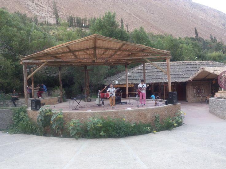 Pueblo Artesanal de Horcón. IV Región de Coquimbo. Chile.