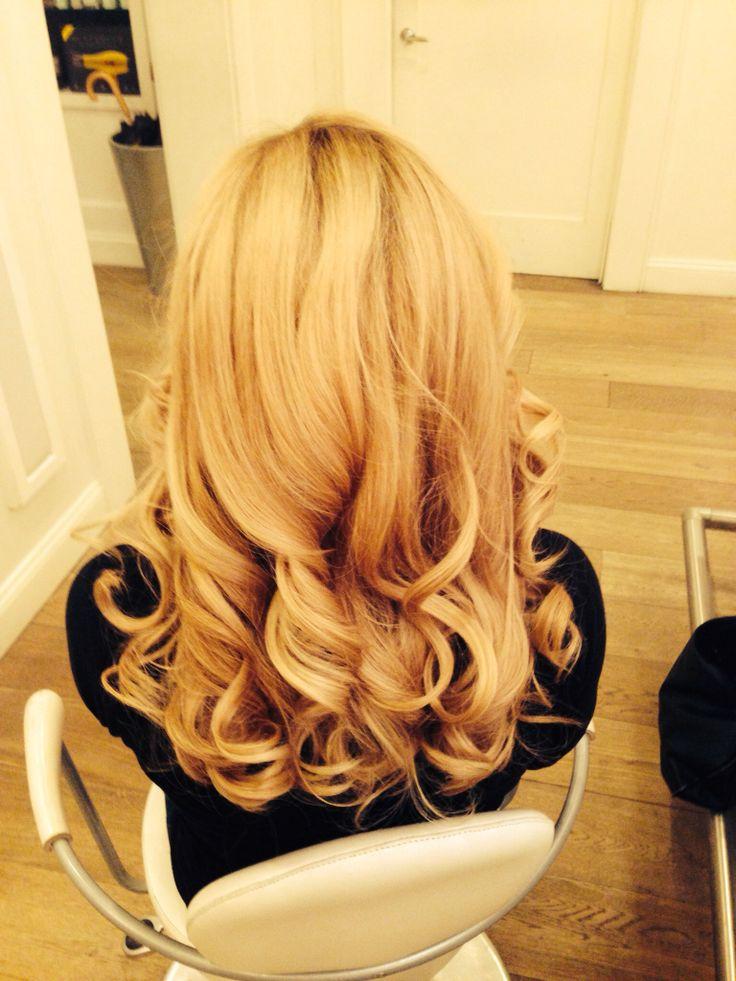 Curls, drybar   Blowout hair, Hair beauty, Hair styles