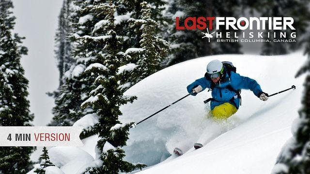 Last Frontier Heliskiing: The full version of our 2012 heli skiing promo video.    #heliski #heliskiing #video #movie