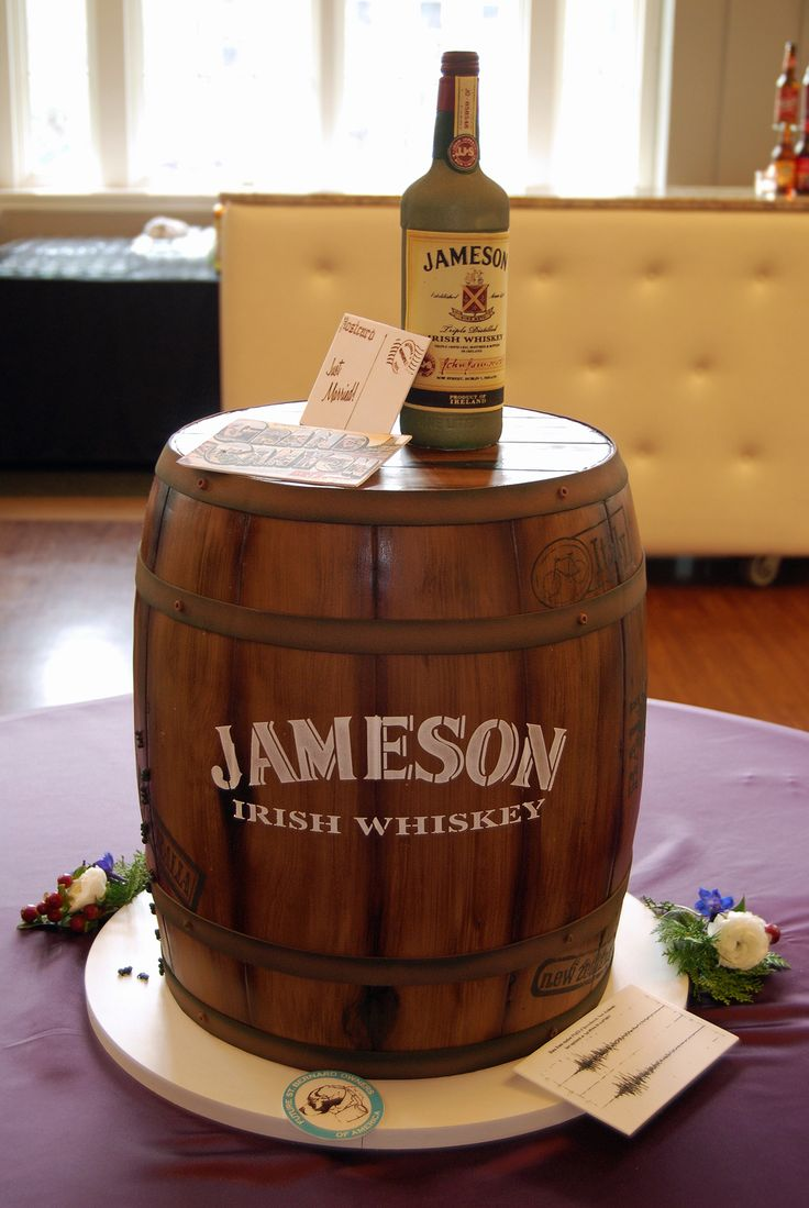 Where Can I Find Jameson S Irish Whiskey Cake